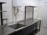 Стол производственный из нержавеющей стали, фото 4