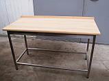 Стол производственный из нержавеющей стали, фото 5