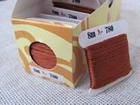 Шовкове муліне 780 (Sunny Silk) Південна Корея, фото 1