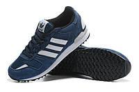 Кроссовки мужские Adidas ZX 700 (адидас 700) синие