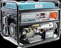 Бензиновый генератор KS 10000E ATS-3 (8 кВт; ТРЕХФАЗНЫЙ; Германия)