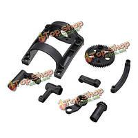HBX 1/12 12602 шпоры шестерня шестерня двигателя сторожевые части рулевого управления втулки автомобиля