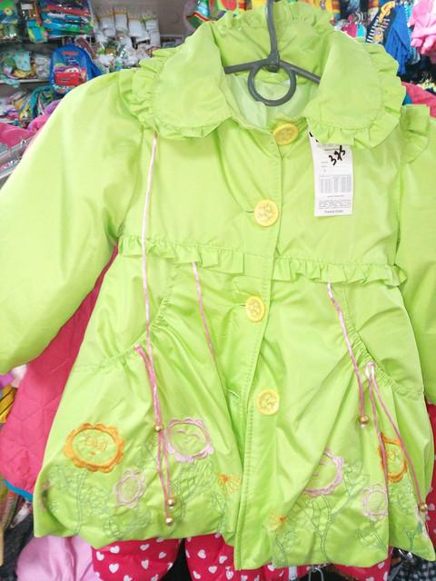 Комбезы, курточки для девочек