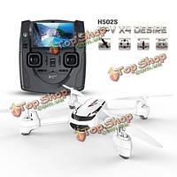 Hubsan X4 h502s 5.8G FPV с 720p HD камера GPS режим высоты RC РУ Квадрокоптер RTF