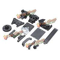 HBX 1/18 18856 пустыни комплекты крышки коробки передач багги передач батареи 18002