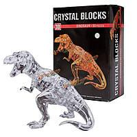 Головоломка игра головоломка кристалла 3d динозавра 50pcs головоломки Funtime детский
