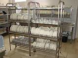 Сушилка-стеллаж  для посуды, фото 2