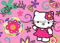 Печать съедобного фото - Формат А4 - Вафельная бумага - Hello Kitty