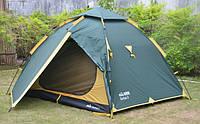 Палатка полуавтоматическая Sirius 3 Tramp