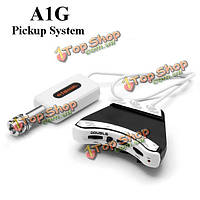 Дважды пикап и микрофон система восприятия народной гитара a1g A2G
