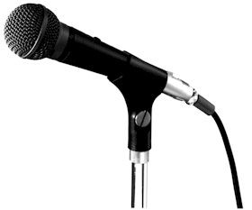 Ручний динамічний мікрофон DM-1100 TOA
