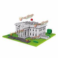 Wisehawk Букингемский дворец 392шт всемирно известные здания блоки