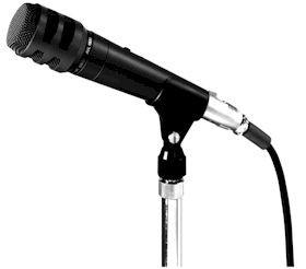 Ручний динамічний мікрофон DM-1200 TOA