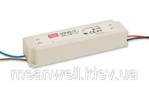 LPH-18-24 Блок питания 24 вольт Mean Well  18вт,24в,0,75А драйвер светодиода