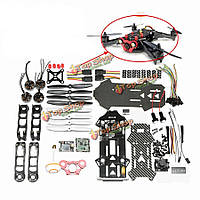 Eachine Racer 250 DIY Kit cc3D naze32 ж 600мВ передатчика/5.8G 32ch построен в HD камеры OSD