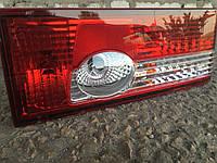 Задние фонари на ВАЗ 21099 Освар №2 (красные), фото 1