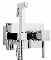 Встроенный смеситель с гигиеническим душем Bianchi Kit