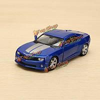 Г 1:38 Chevrolet Camaro металла модель сплава ветер модель автомобиля игрушка