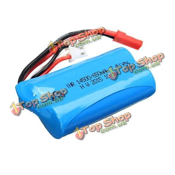 HBX 1/18 18856 внедорожных багги sandrail 7.4 650мАh аккумулятор 18031