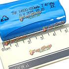 HBX 1/18 18856 внедорожных багги sandrail 7.4 650мАh аккумулятор 18031, фото 5