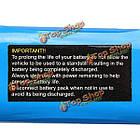 HBX 1/18 18856 внедорожных багги sandrail 7.4 650мАh аккумулятор 18031, фото 6