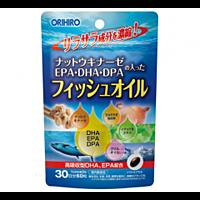 Иммунитет Препараты Orihiro Омега-3 (60 капсул)