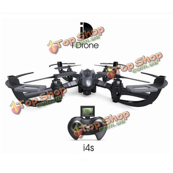 YiZhan i4S с 2МП камера 2.4g 4CH 6axis 3D прокатка RC РУ Квадрокоптер RTF