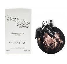Тестер без крышечки духи женские Valentino Rockn Rose Couture (Рок енд Роуз)