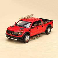 МСЗ 1:32 Ford Модель F150 пикап металла литые ветер модель автомобиля игрушка