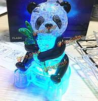 3D 58шт освещение Bearcat кристаллических блоков головоломки  чтобы держать блоки
