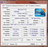 Процессор Intel Core i3-530 2.9GHz/4MB s1156 АКЦИЯ