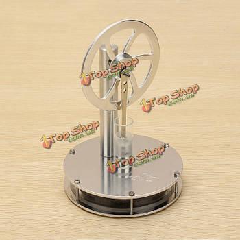 Магнитный двигателя Стирлинга низкотемпературный