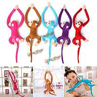 Милые плюшевые длинные руки и хвост обезьяны игрушка кукла мягкая игрушка дети подарок