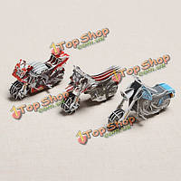 Hopewinning 3шт мотоцикл серии/комплект 3D головоломки ветер-до игрушки hwmp-2001-1/2/3