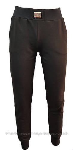 Спортивные штаны женские манжет