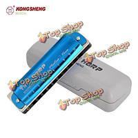 Kongsheng KS-10sg 10 отверстий блюз гармонике ключ от с