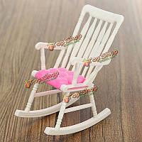 Кукольный домик детская мебель стул аксессуары качалки