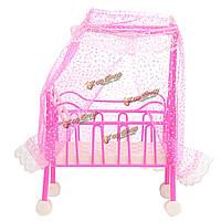 Кукольный домик мебель Детская кроватка комната, установленные для куклы игрушки