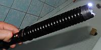 Электрошокер дубинка телескопическая X10, полицейский шокер