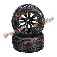HBX 1/12 12056 колеса полные шины и диски для грузовиков 12812