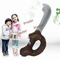 57см дети надувные игрушки взорвать пиратский меч игрушка фантазии платье для пляжной вечеринки