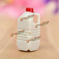 1/12 мило бутылка кувшин молока кукольный миниатюрная столовая кухня еды аксессуары игрушки
