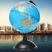 20см синий океан глобус карта с шарнирным стенд географии образовательные игрушки подарок