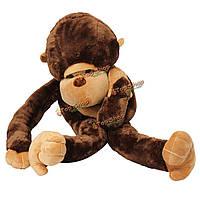 130см гигантский огромный большой большой чучела мягкий плюш коричневые обезьяны медведь куклы плюшевые игрушки