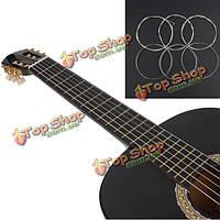 IRIN C102 гитарные струны прозрачно волокна нейлона для классической гитары