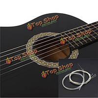 IRIN c100 гитарные струны прозрачно волокна нейлона для классической гитары