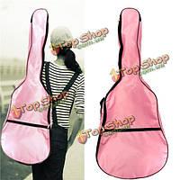 Холст гитары мешок плеча САСЕ коробка для народной акустической гитары 39 40 41 дюйма