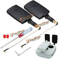 2.Сигнал Amplifer 4-2.6g усиления антенны бустер комплект для переоборудования DJI Phantom 3 Phantom 4 передатчика
