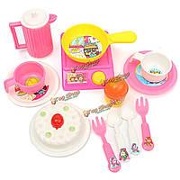 Кукольный дом Миниатюрный simulatio кухонная утварь кухонные набор детей игрушки