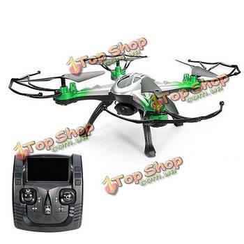 Квадрокоптер с камерой 2.0мP JJRC H29G 5.8G FPV JJRC HD 2.4G 6-осевой